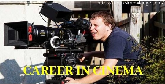 career in film industry after 12th