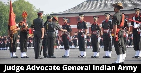 JAG Indian Army