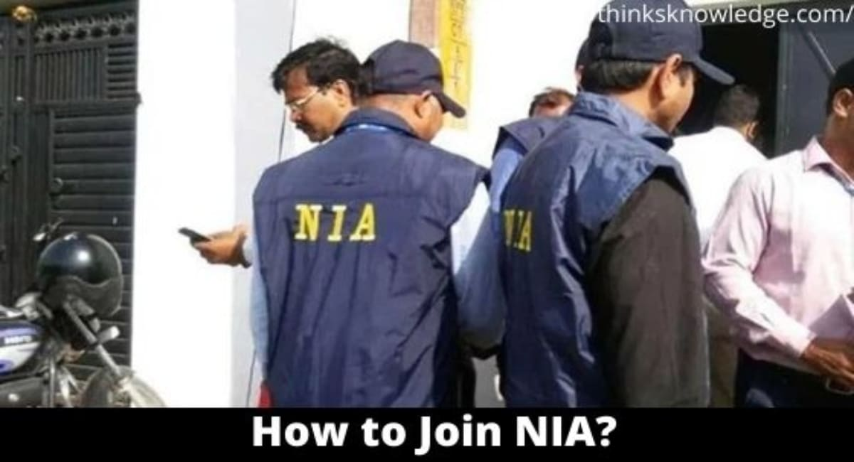 How to Join NIA?