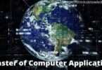 Master of Computer Application