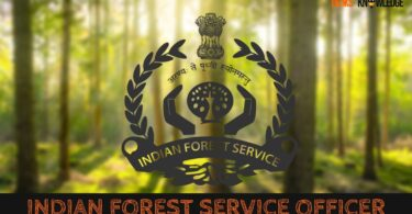 Indian forest service officer