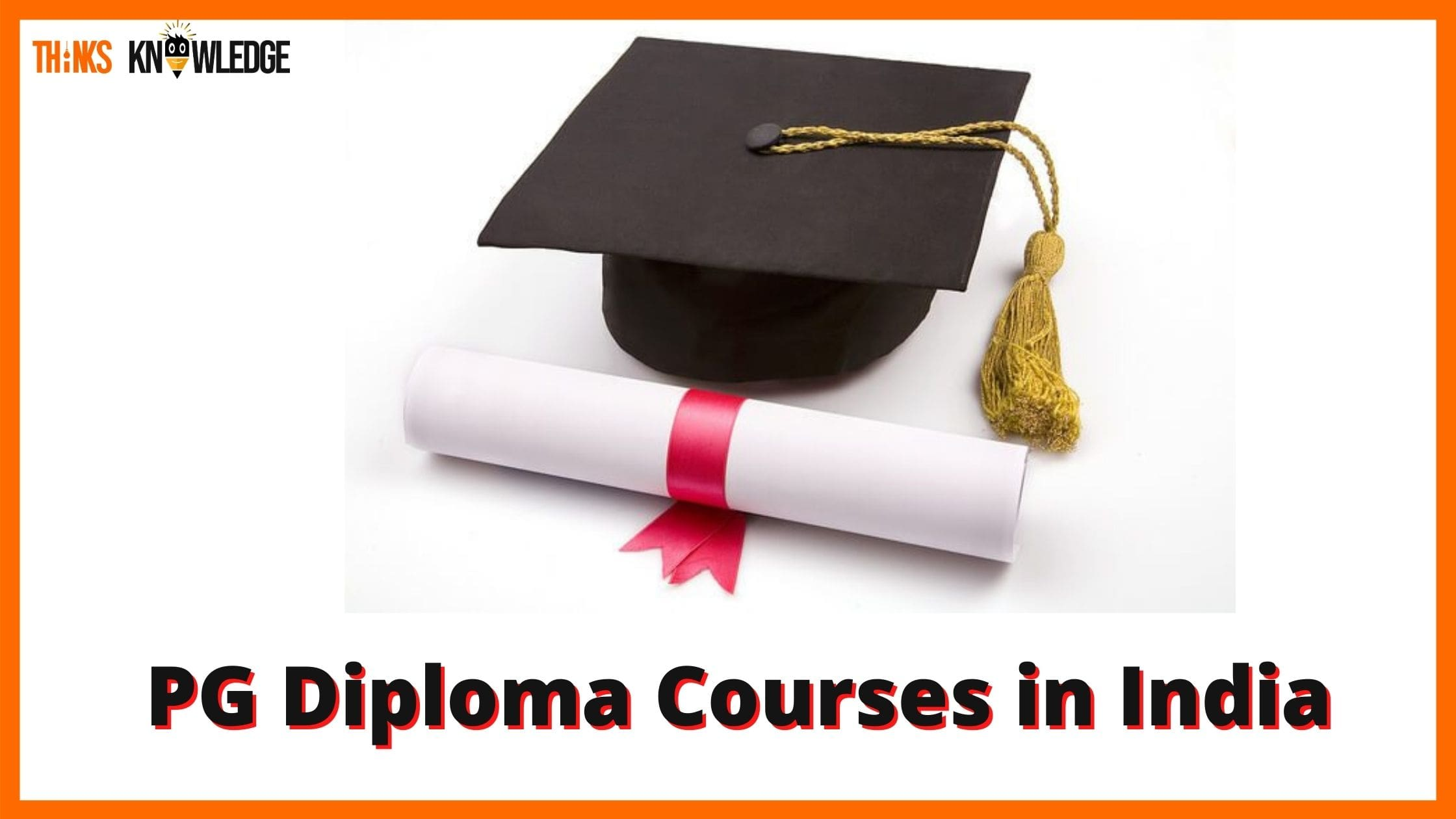 Pg Diploma Courses in India