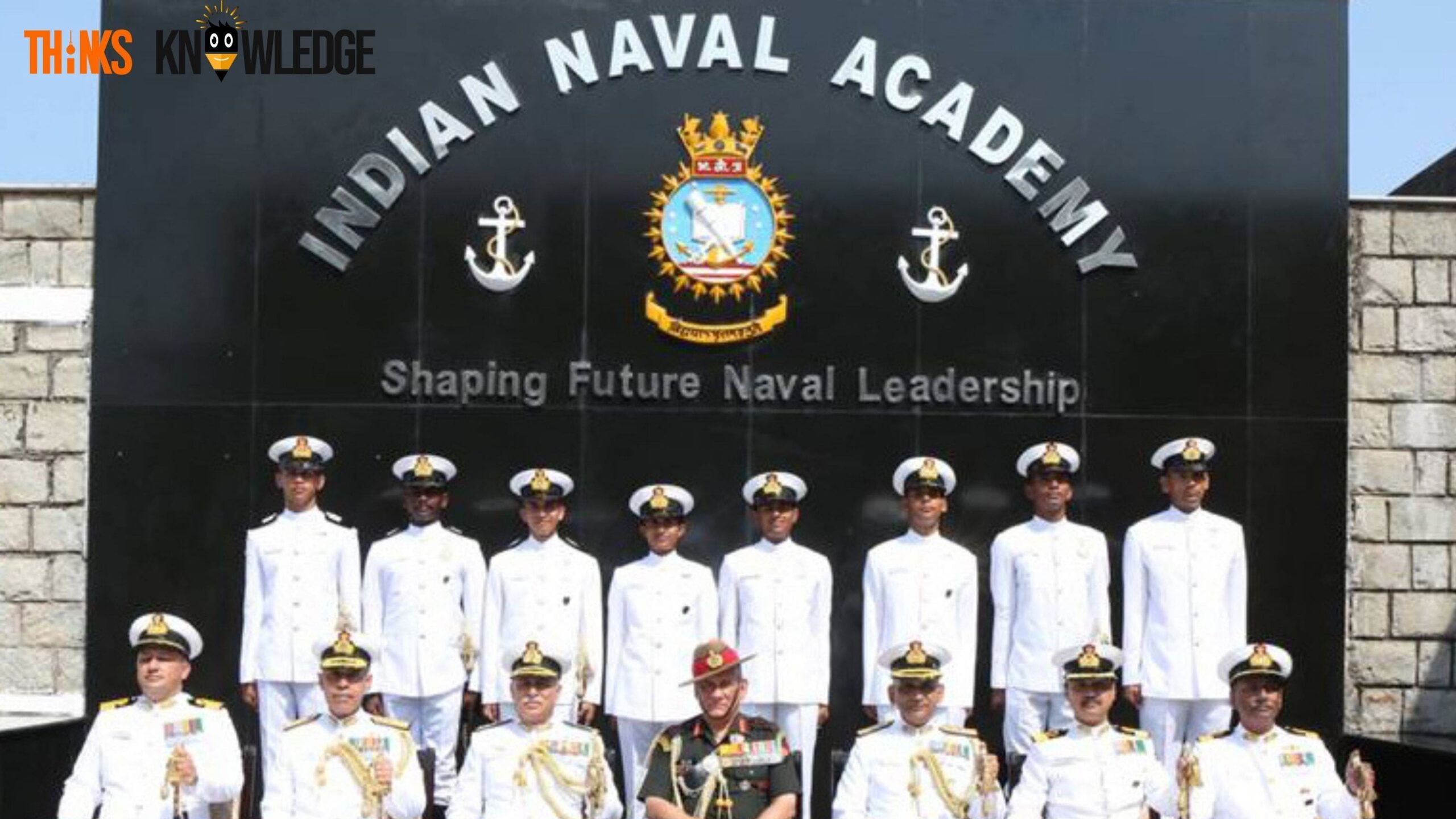How to Join Indian Naval Academy