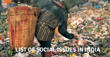 List of Social Issues in India
