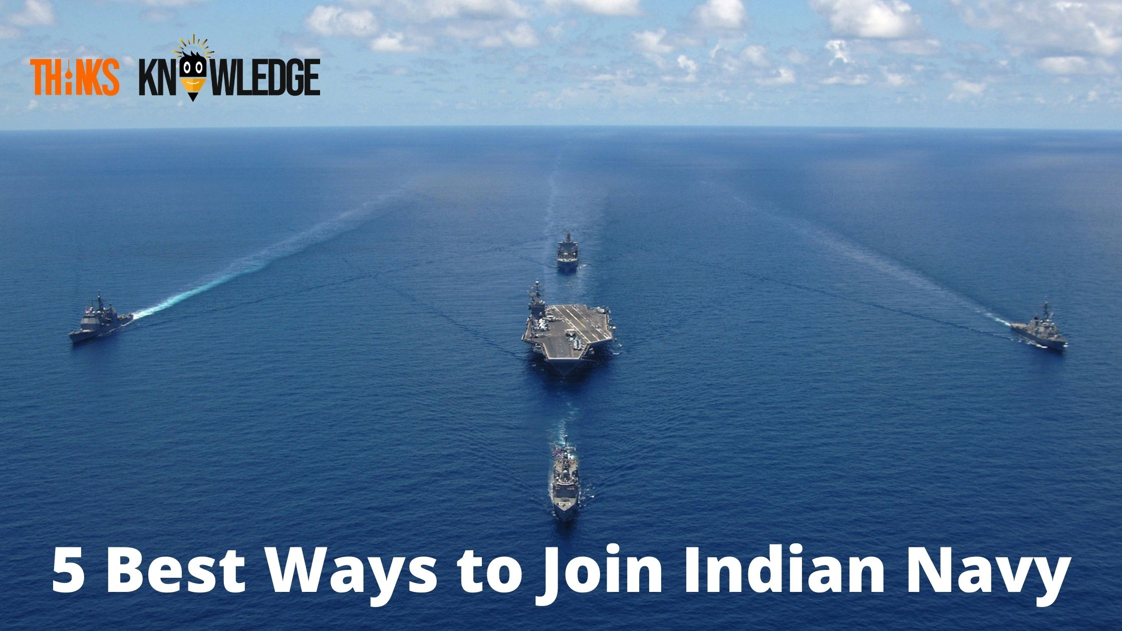 Ways to Join Indian Navy