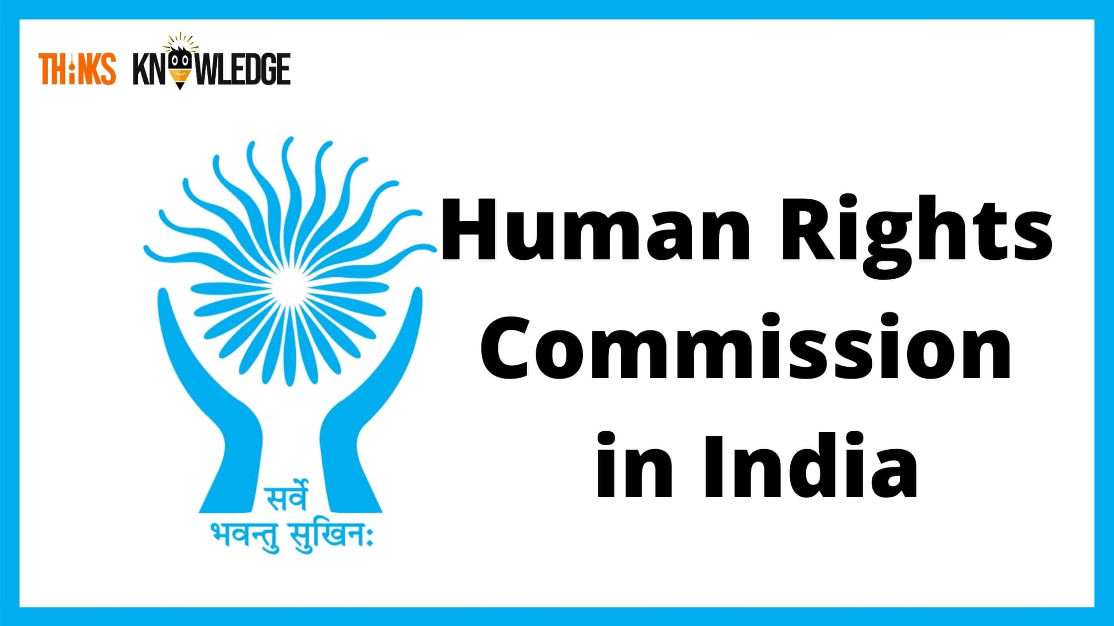 Human Rights Commission in India