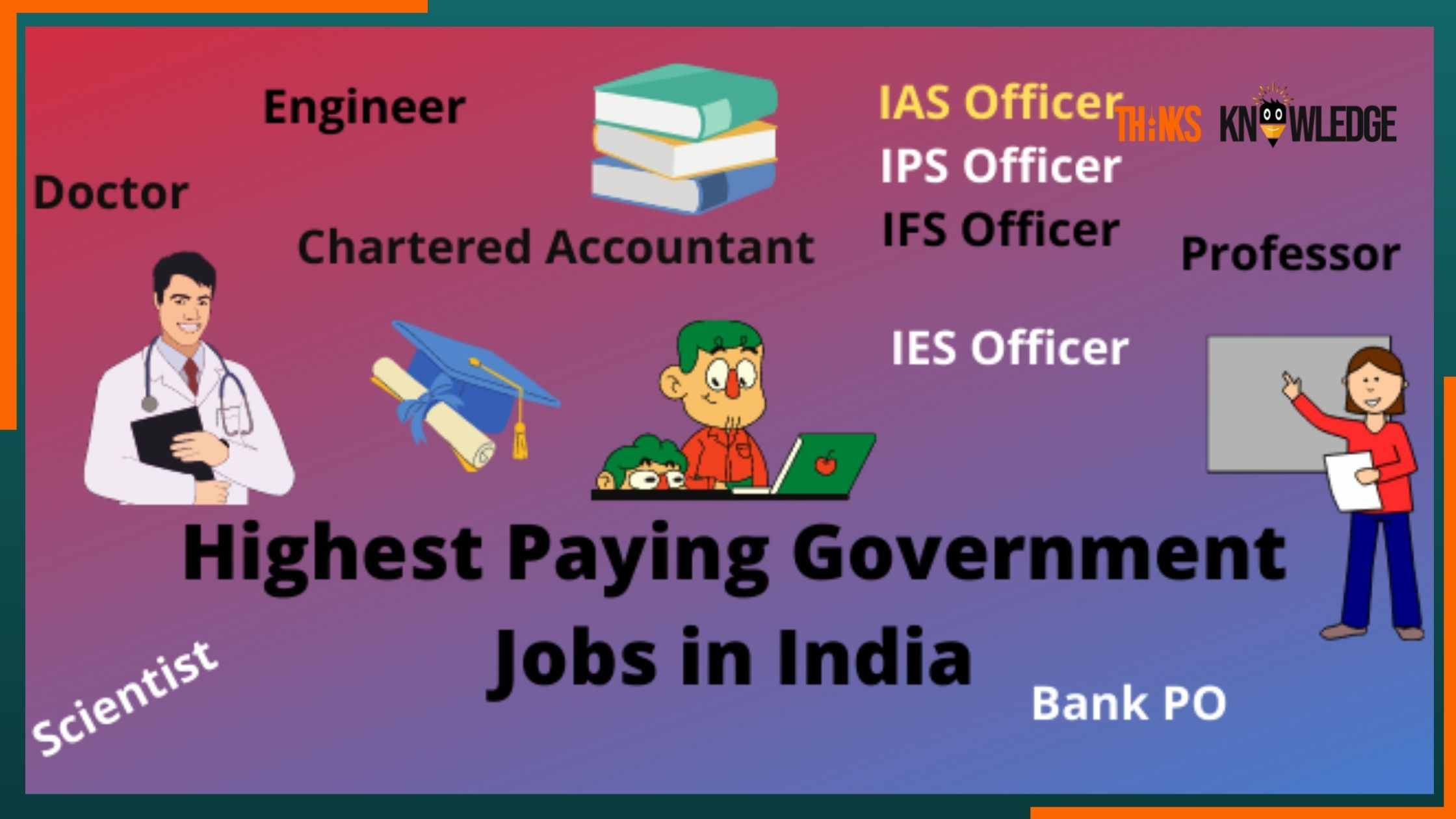 Highest Paying Government Jobs in India